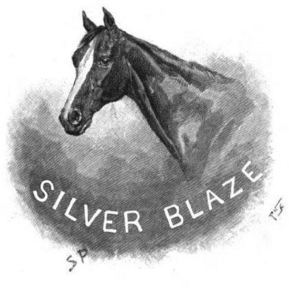 Book The Adventure of Silver Blaze in German